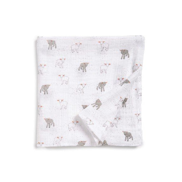 Couverture - Little lamb de pehr Designs - Boutique LeoLudo