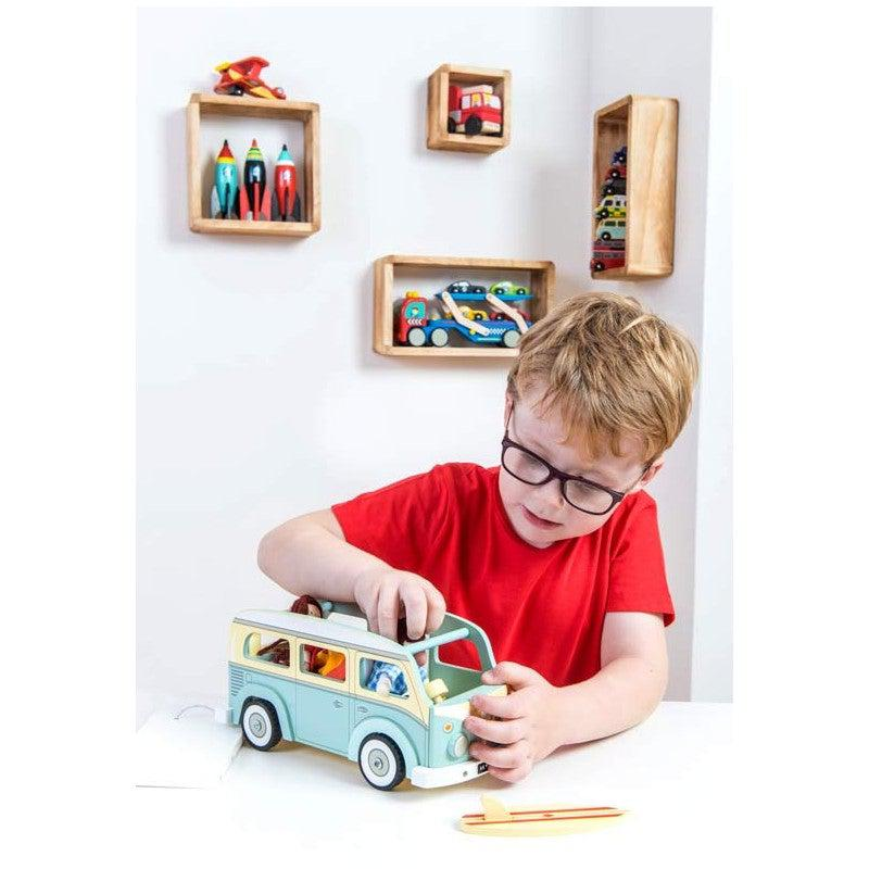 Camping-car de Le Toy Van - Boutique LeoLudo
