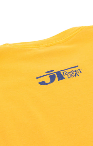 Born and Raised Under the California Sun Tee - Citrus