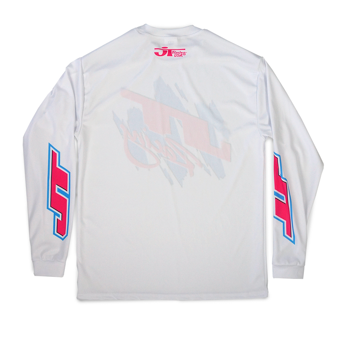 Lifestyle Motocross Jersey - White