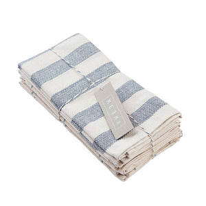Upcycled Minimal Kitchen Towels (Set of 4)