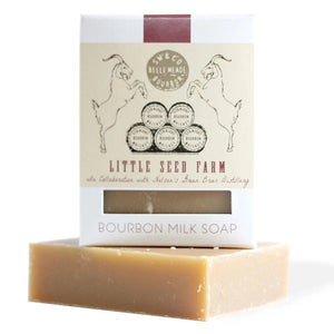 Farmstead Milk Soap - Little Seed Farm