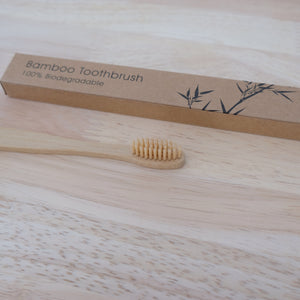 Soft Bamboo Toothbrush