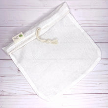 Load image into Gallery viewer, Organic Cotton Nut Milk Bag