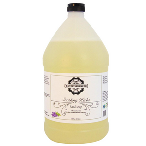 Hand Soap Refill - Lemon Basil