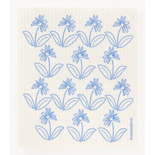 Load image into Gallery viewer, Three Bluebirds Reusable Swedish Dishcloth