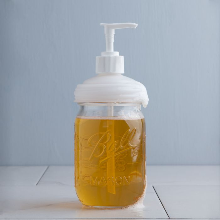 reCAP® Mason Jar Soap Dispenser Lid