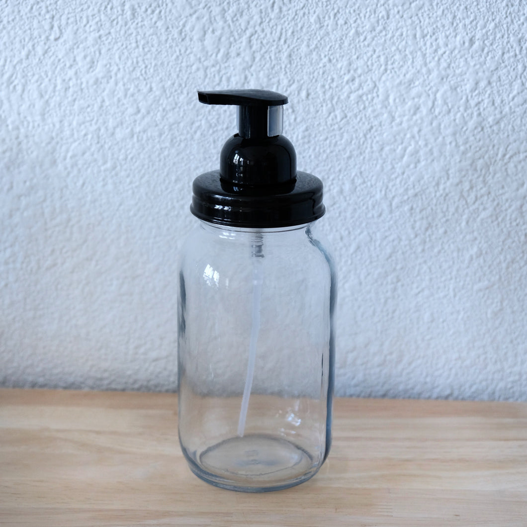 Mason Jar Foaming Lid