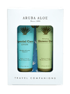 Aruba Aloe Verfrissende Shower Gel en Special Care Lotion (travel set)