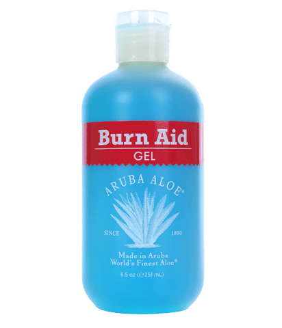 Aruba Aloe Burn Aid Gel 251ml