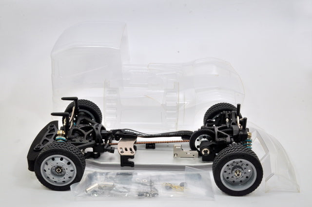 HoBao Racing Hyper EPX 1/10 Semi Truck On-Road ARR (Clear body)