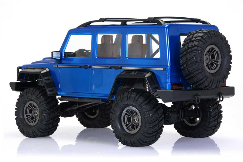 HoBao DC1 Trail Crawler - Electric RTR - Blue