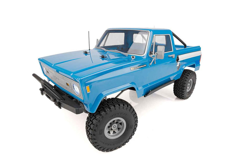 Enduro 1/10 Scale Trail Truck, Trailwalker 4x4 RTR w/ Lipo & Charger - Combo