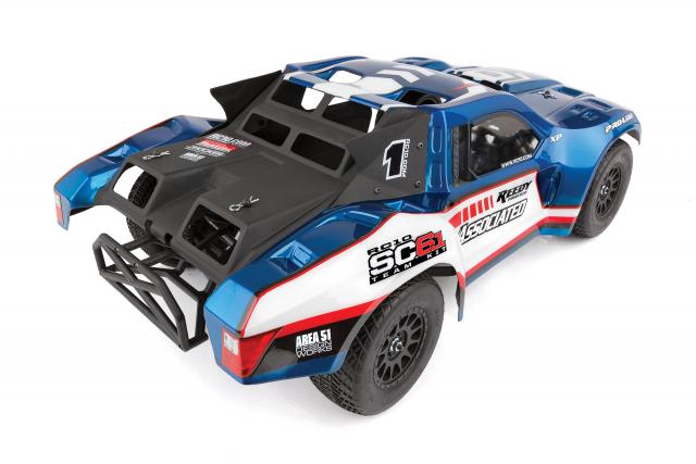 Team Associated RC10SC6.1 Team Edition Off Road 1/10 Short Course Truck Kit