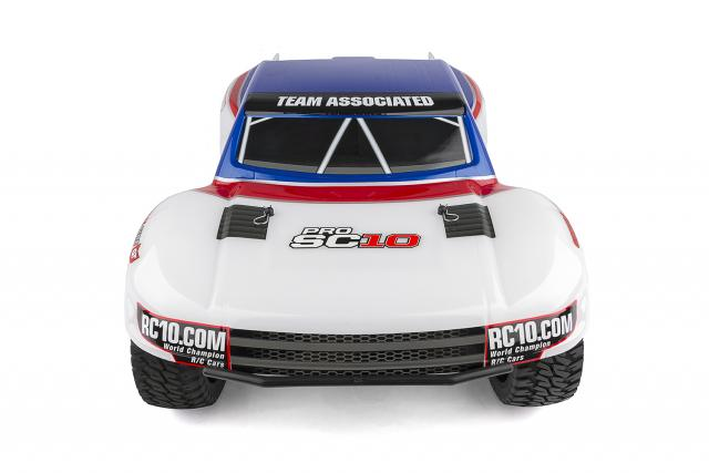 Team Associated ProSC10 AE Team RTR Brushless 2WD Short Course Truck