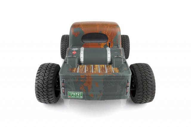 Team Associated Trophy Rat Short Course Truck, Brushless, RTR, 1/10 Scale, 2WD
