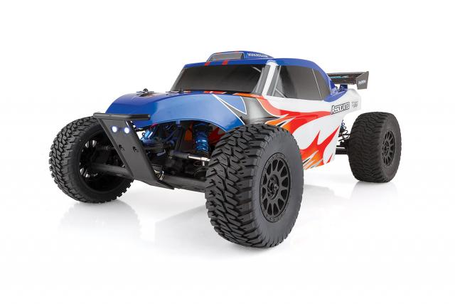 Team Associated Limited Edition Reflex DB10 Brushless RTR, 2WD Paddle Tire Edition