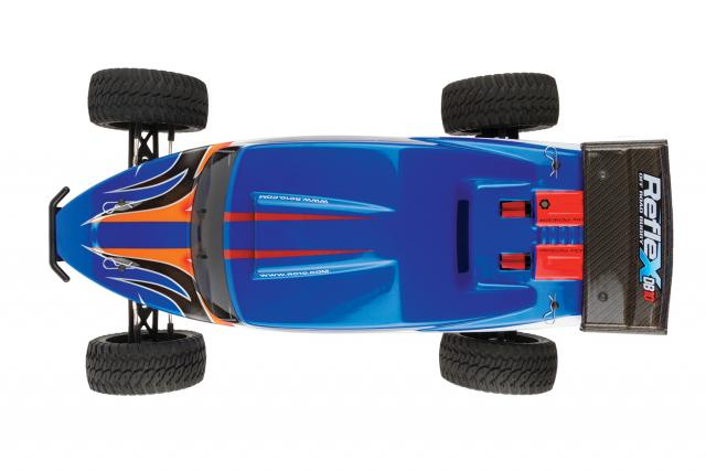 Team Associated Limited Edition Reflex DB10 Brushless RTR, Paddle Tire Edition, w/ Battery and Charger