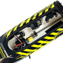 "Atomik Barbwire 3 RTR Brushless Self Righting, Deep Vee 17"" RC Racing Boat"