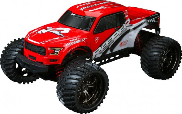 CEN Racing Reeper Mega Monster Truck 1/7 RTR, w/ HobbyWing ESC, Metal Gear Servo and 2.4Ghz Radio