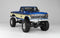 Carisma SCA-1E 1/10 Scale '76 Ford F-150 4WD Scaler, RTR (324mm Wheelbase) Blue