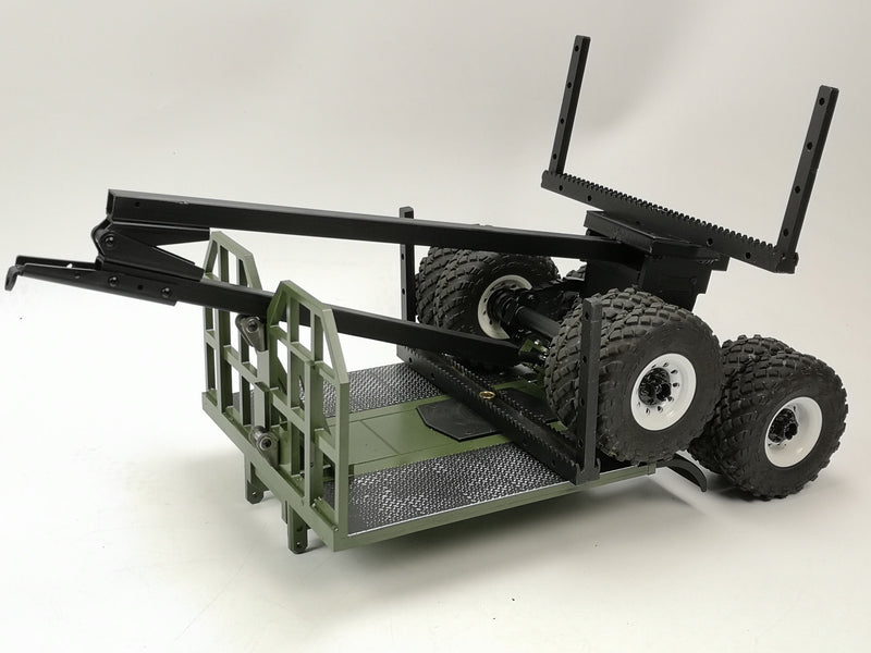 Cross RC T835 Logging Trailer Kit, for BC8
