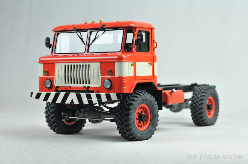 Cross RC GC4 1/10 Truck 4x4 Crawler Kit