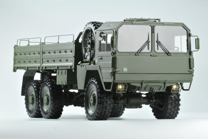 Cross RC MC6 1/12 6x4 Military Truck Kit