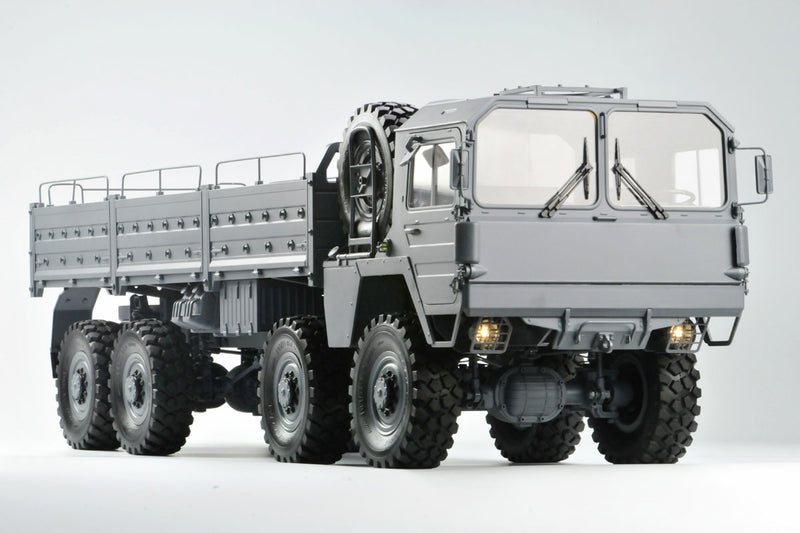 Cross RC MC8 1/12 8x4 Military Truck Kit