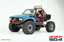 Cross RC SG4B 1/10 Demon 4x4 Crawler Kit, w/ Hard Body & Full Interior