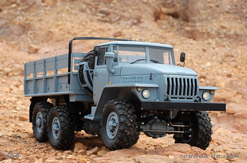 Cross RC UC6 1/12 6x4 Scale Truck Crawler Kit