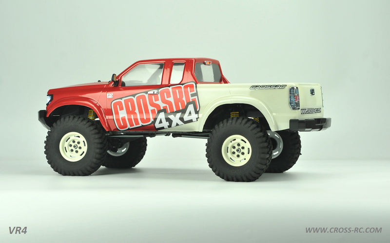 Cross RC VR4A 1/10 Demon 4x4 Crawler Kit - Lexan Body