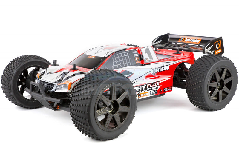 HPI Trophy Flux Truggy RTR, 1/8 Scale, Off-Road 4WD, w/ 2.4 TF-40 Transmitter