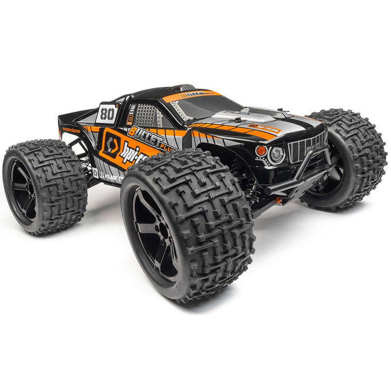HPI BULLET ST Flux Monster Truck RTR, 1/10 Scale, Brushless, 4WD, w/2.4GHz Radio System