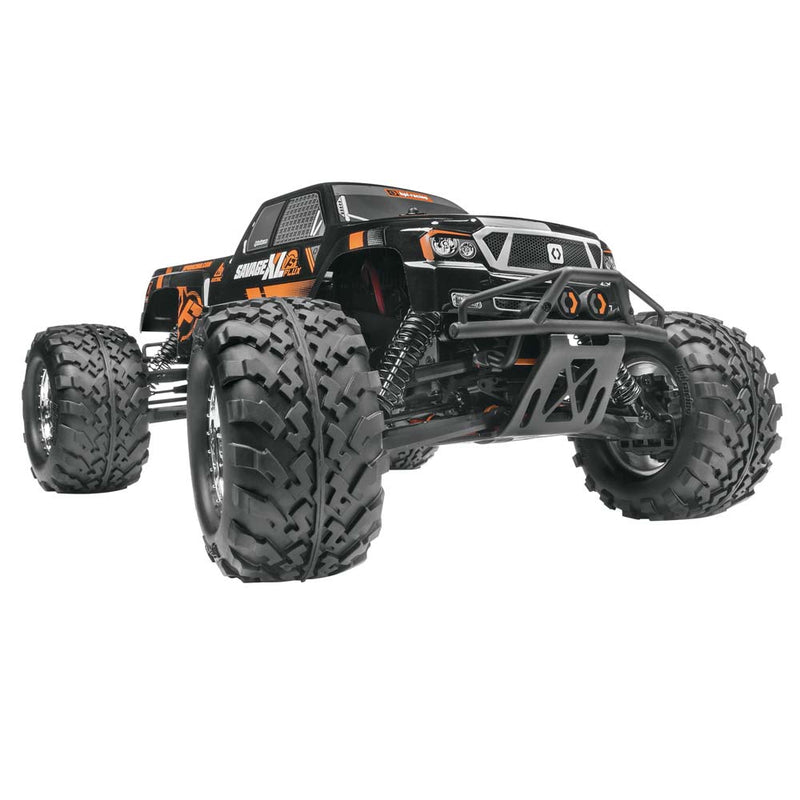 HPI SAVAGE XL Flux Monster Truck RTR, 1/8 Scale, 4WD, Brushless ESC, w/ 2.4GHz Radio System