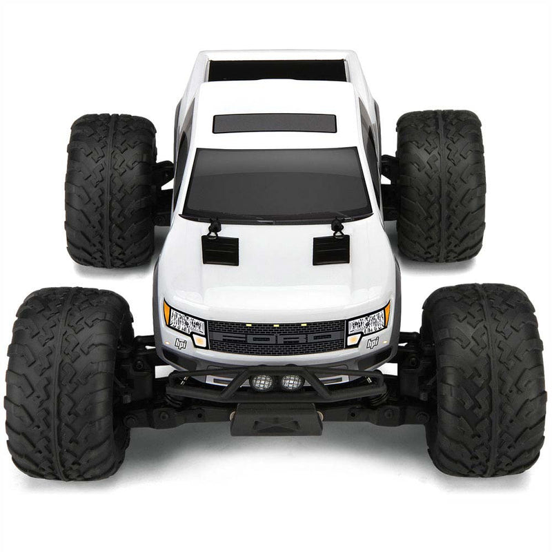 HPI Savage XS Flux Ford SVT Raptor RTR, 1/10 Scale, 4WD, Brushless, w/ 2.4GHz Radio System
