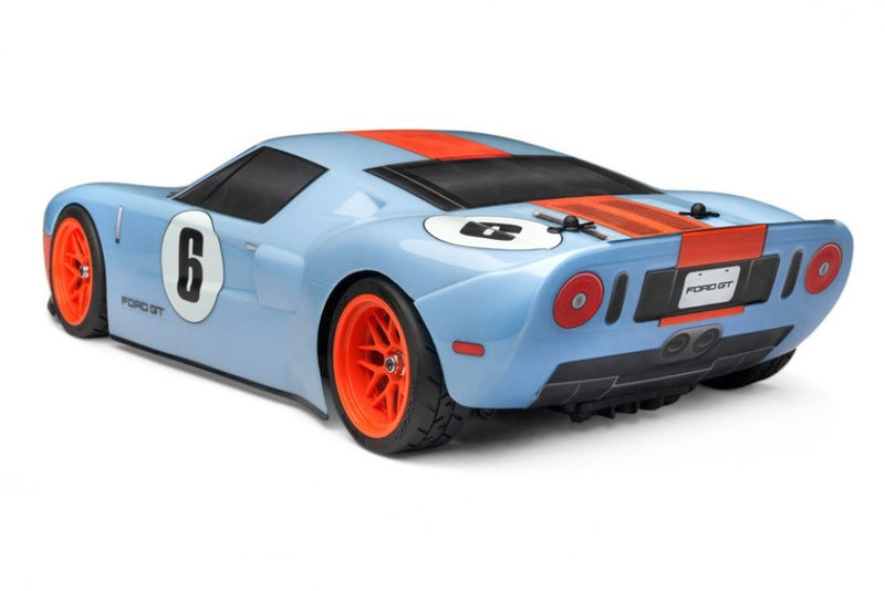 HPI RS4 Sport 3 Flux Ford GT LM Heritage Edition Brushless RTR