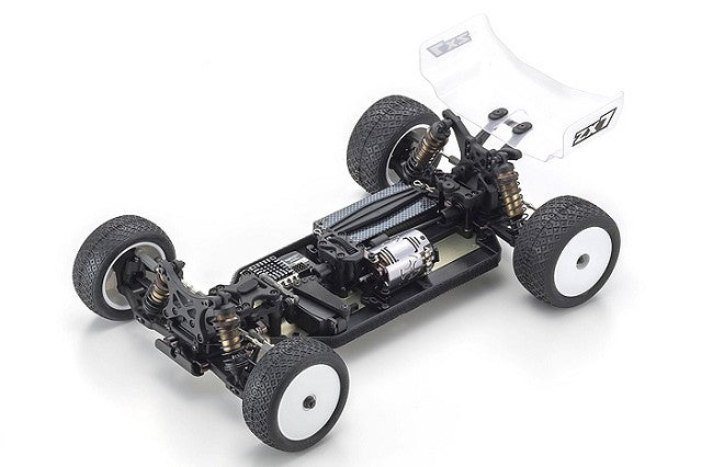 Kyosho LAZER ZX7 Racing Buggy Kit, 4WD, 1/10 Scale