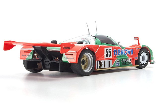 Kyosho MINI-Z RWD Mazda 787B No. 55 LM MR-03 Readyset