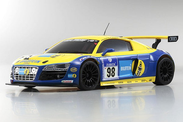 Kyosho MINI-Z RWD Audi R8 LMS NBR 2010 #98 MR-03 Readyset