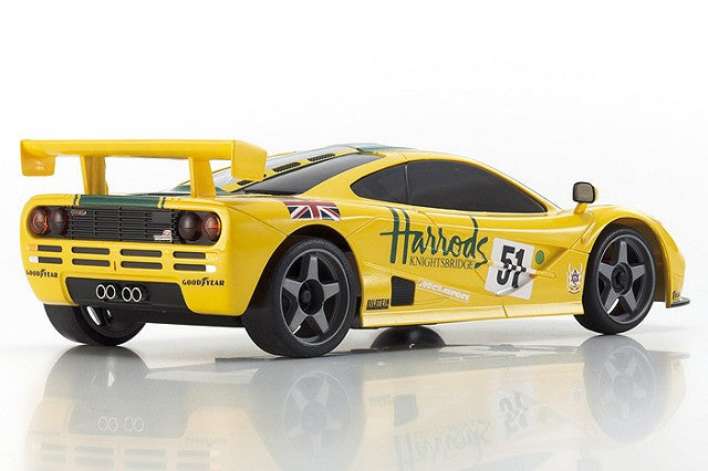 Kyosho MINI-Z RWD McLaren F1 GTR No. 51 LM 1995 MR-03 Readyset