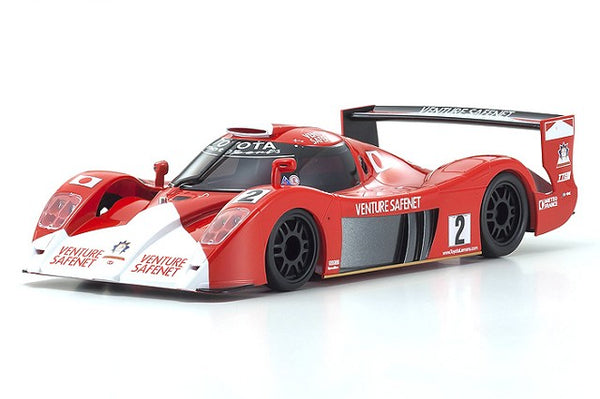 Kyosho MINI-Z RWD Toyota GT-One TS020 No. 2 MR-03 Readyset