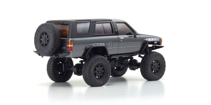 Kyosho Mini-Z 4x4 4Runner Gray MX-01 (Pre-Order Only)