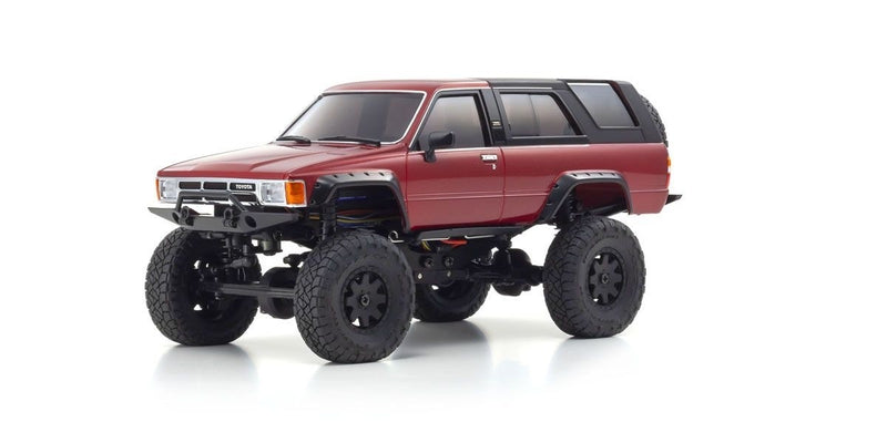 Kyosho Mini-Z 4x4 4Runner Red MX-01 (Pre-Order Only)