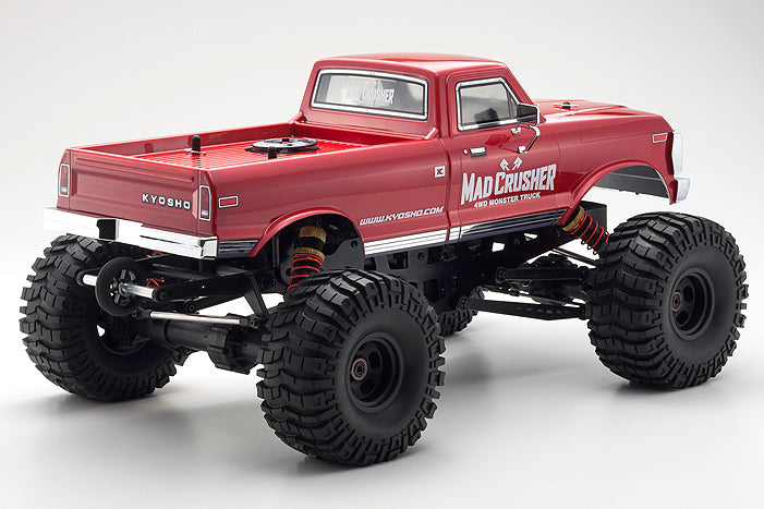Kyosho Mad Crusher GP-MT 4WD Nitro Monster Truck, Readyset