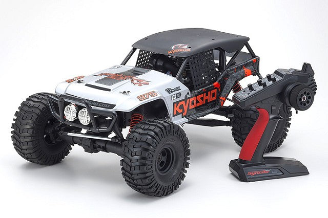 Kyosho FO-XX 2.0 GP Monster Truck RTR w/ KE25SP Engine.