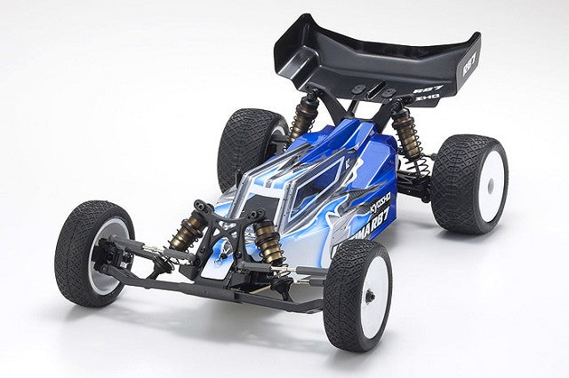 Kyosho Ultima RB7SS Stock Spec 1/10 Scale Performance Buggy Kit.