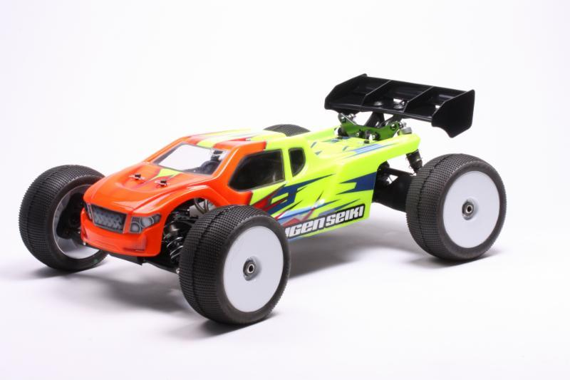 Mugen Seiki MBX8T Eco Electric Truggy Kit, 1/8 Scale