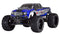 Redcat Racing Volcano EPX PRO 1/10 Scale Electric Brushless Monster Truck RTR, 4WD, Blue/Silver