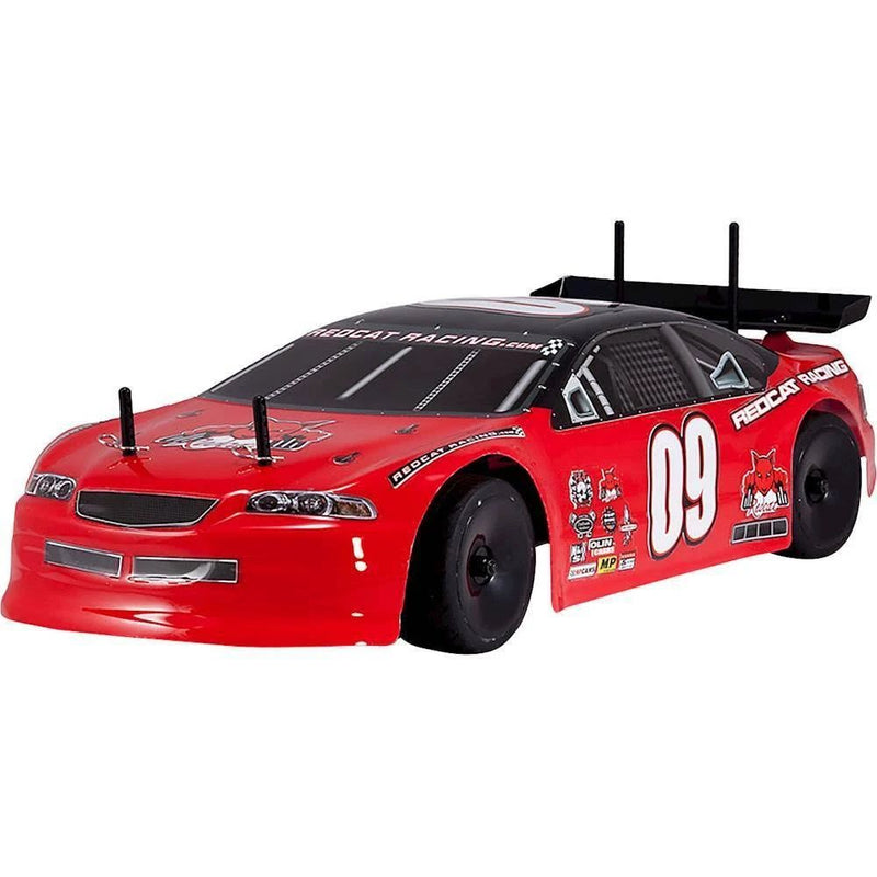 Redcat Racing Lightning STK 1/10 Scale On Road Racing Car RTR, Red